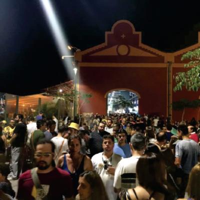 Mondial de la Bière - mega evento  de cerveja artesanal no Píer Mauá