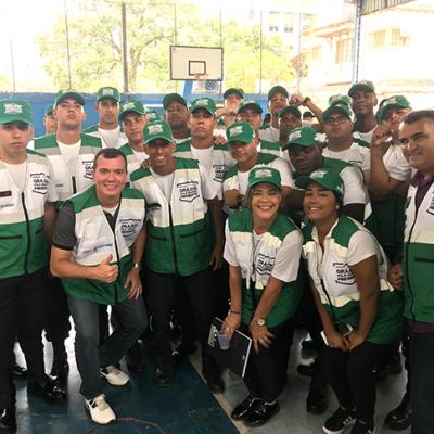 Início do Programa Segurança Presente Grajaú / Vila Isabel